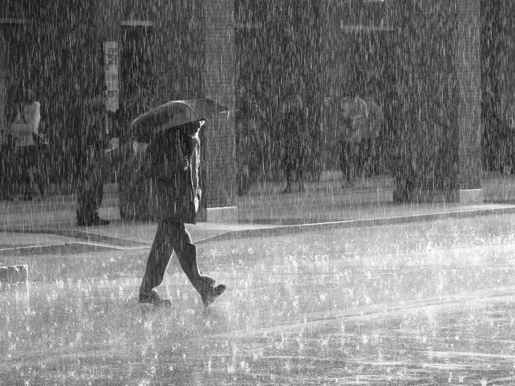 καιρός βροχή 2