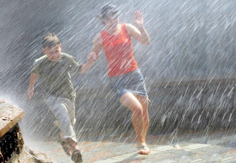 καταιγίδες βροχές