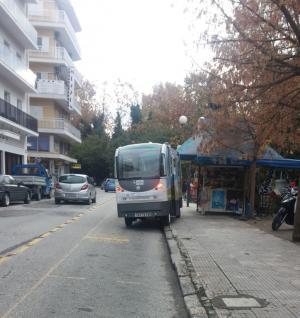 ΛΕΩΦΟΡΕΙΟ ΧΩΡΙΣ ΟΔΗΓΟ ΤΡΙΚΑΛΑ 1