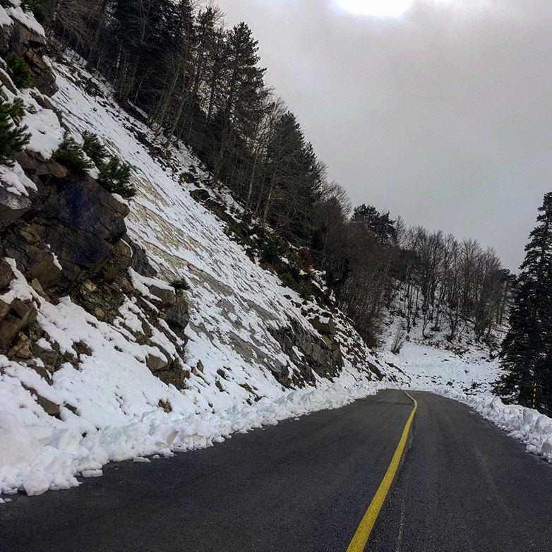 Ανήλιο Μετσόβου χιονοδρομικό (1)