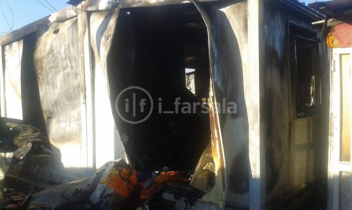 Τα πρώτα στιγμιότυπα από την τραγωδία στα Φάρσαλα