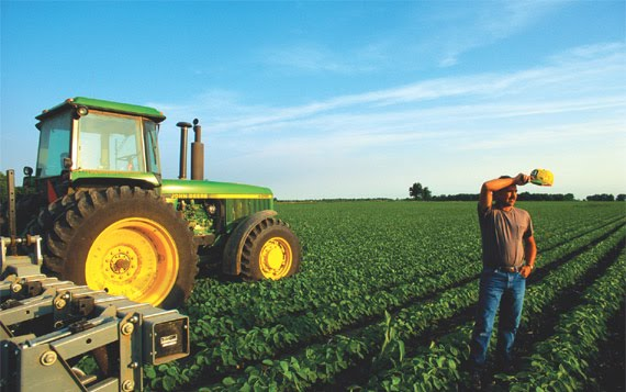 χωραφι αγροτης
