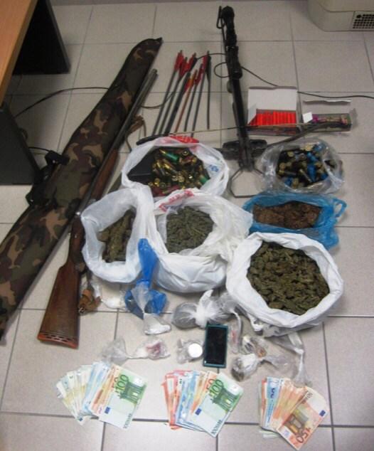 ναρκωτικά συλληψη 020316