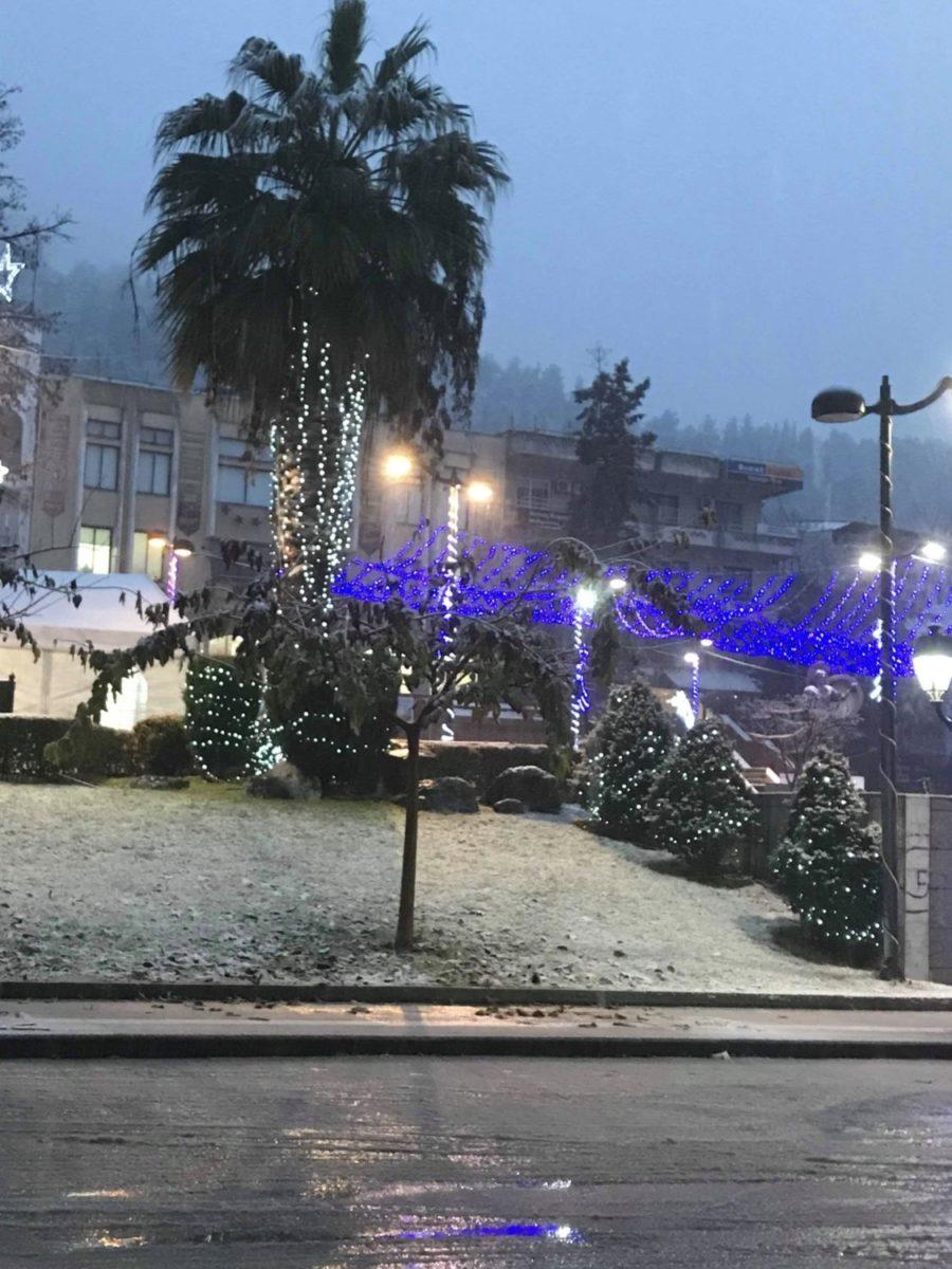 201901030551152034 900x1200 - Χιονίζει σε όλη την επαρχία Φαρσάλων