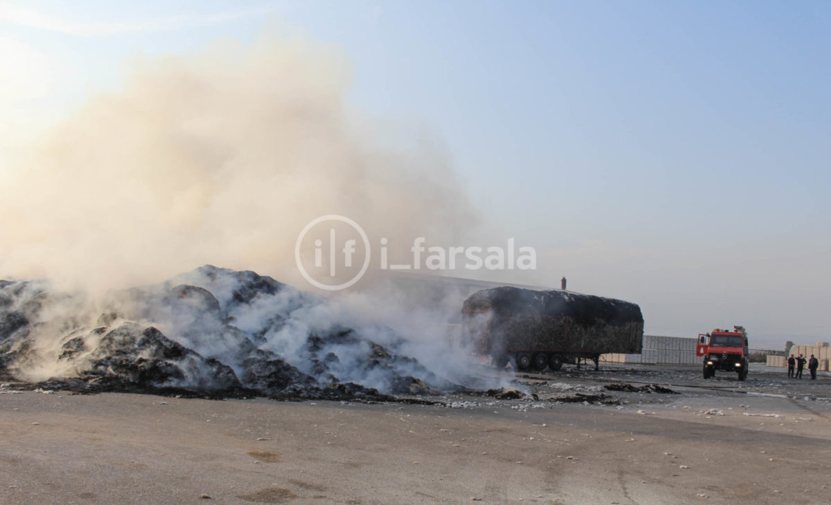 201910190800166936 1200x730 - Φωτιά στο εκκοκκιστήριο στα Φάρσαλα (φωτο)