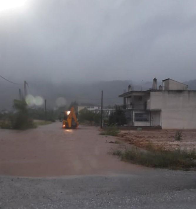 202009190950432210 - Βίντεο: Πλημμυρισμένα χωριά στα Φάρσαλα