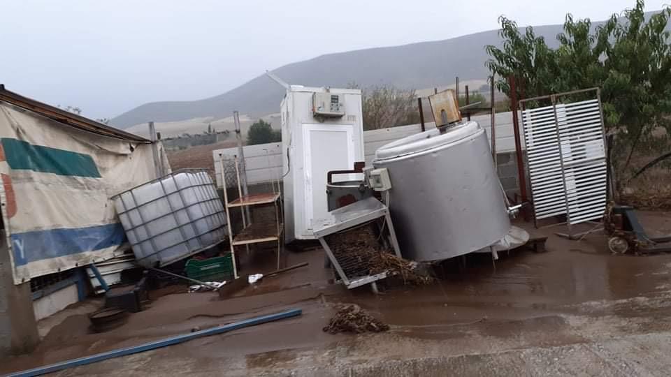202009200607571634 - Εικόνες βιβλικής καταστροφής στα Φάρσαλα (δείτε φωτογραφίες)